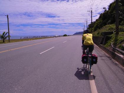 Biking In Taiwan.  Photo Credit: 小帽