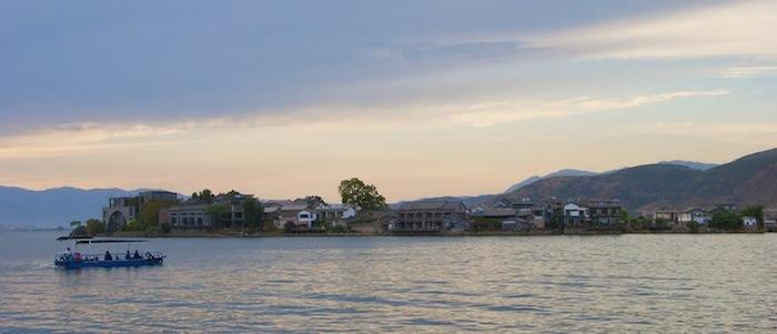 Erhai Lake Dali Yunnan
