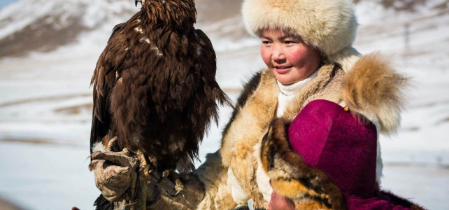 2016 Hunting with Golden Eagles Mongolia, Sep 26 – Oct 9